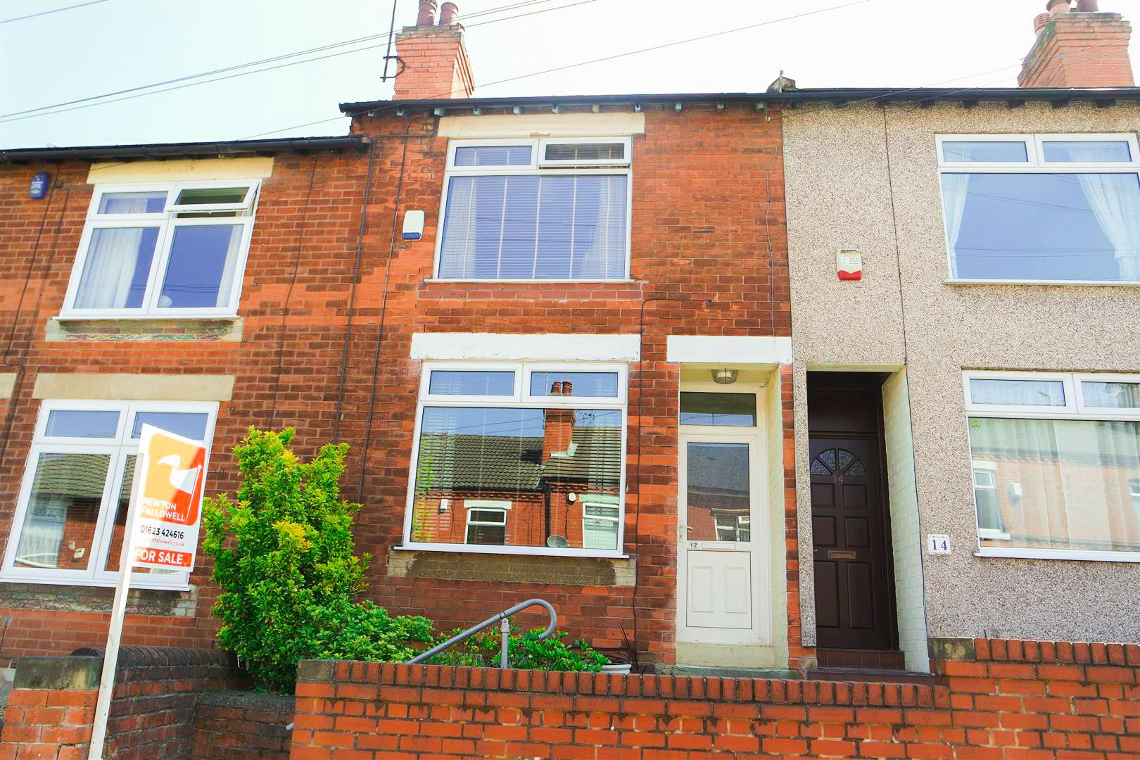 3 Bedrooms Terraced House for sale in Mount Street, Mansfield